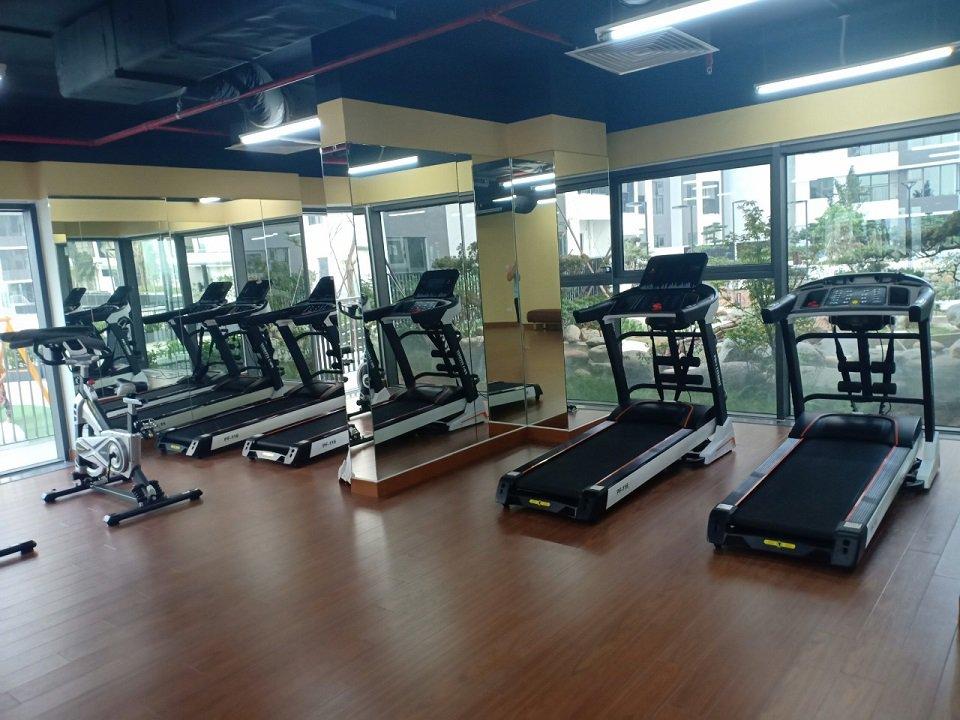 Phòng TậP Gym the zen gamuda