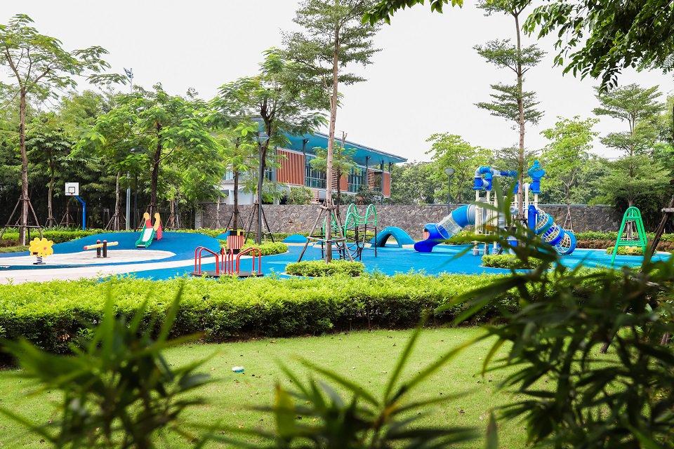 Công viên The Zen Residence Gamuda