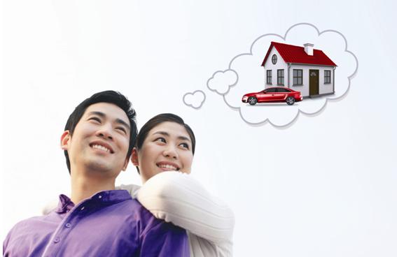 Những lưu ý khi mua nhà cho cặp vợ chồng trẻ