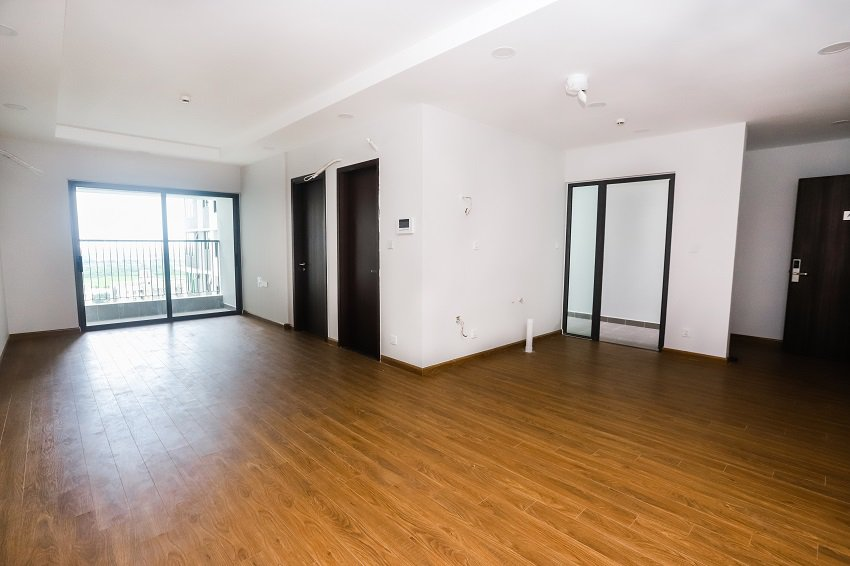 Căn hộ 3 phòng ngủ chung cư The Zen Gamuda