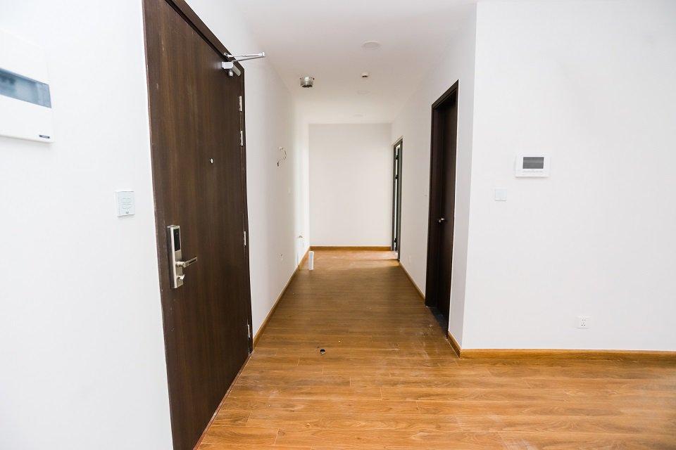 Khu bếp căn hộ 1 phòng ngủ the zen gamuda