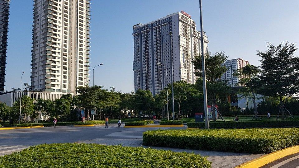 3 khu căn hộ tại Gamuda Garden