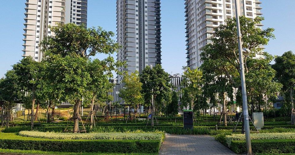 Chung cư The Zen residence