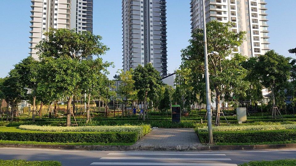The Zen Residence Ngay cạnh công viên 2ha