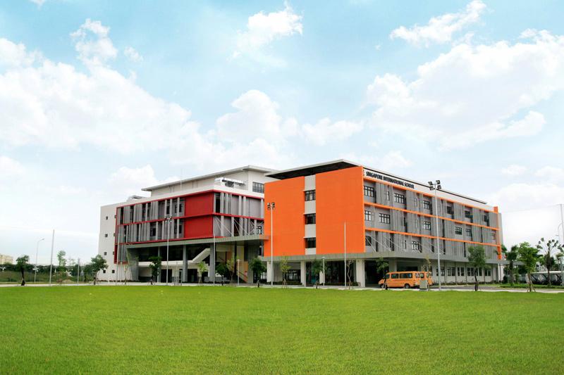 Trường học liên cấp sis gamuda city
