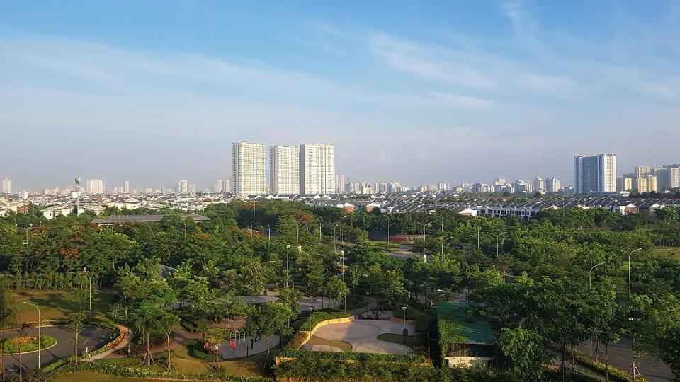 Khu đô thị xanh gamuda
