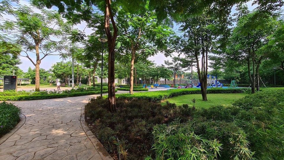 Công viên gamuda garden