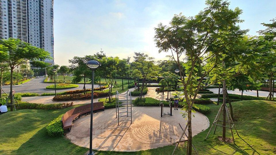 Công viên Zen gamuda