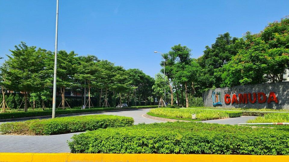 gamuda garden Hoàng Mai Hà Nội
